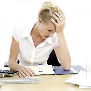 desk job pain