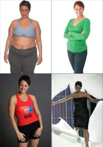 3 stone weight loss before and after