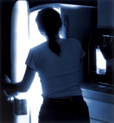eat in refrigerator